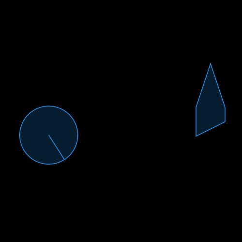 Custom polygon shape example